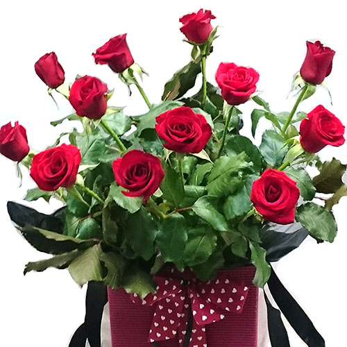 Box Hill Florist - Valentine's Day Roses