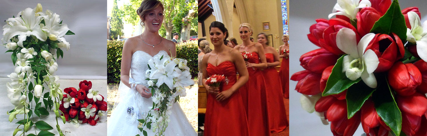 Box Hill Florist Wedding Flowers Gallery