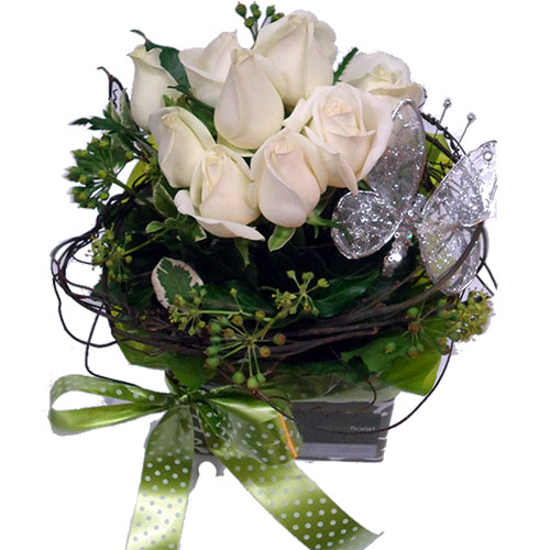 Box Hill Florist - New Baby Flowers