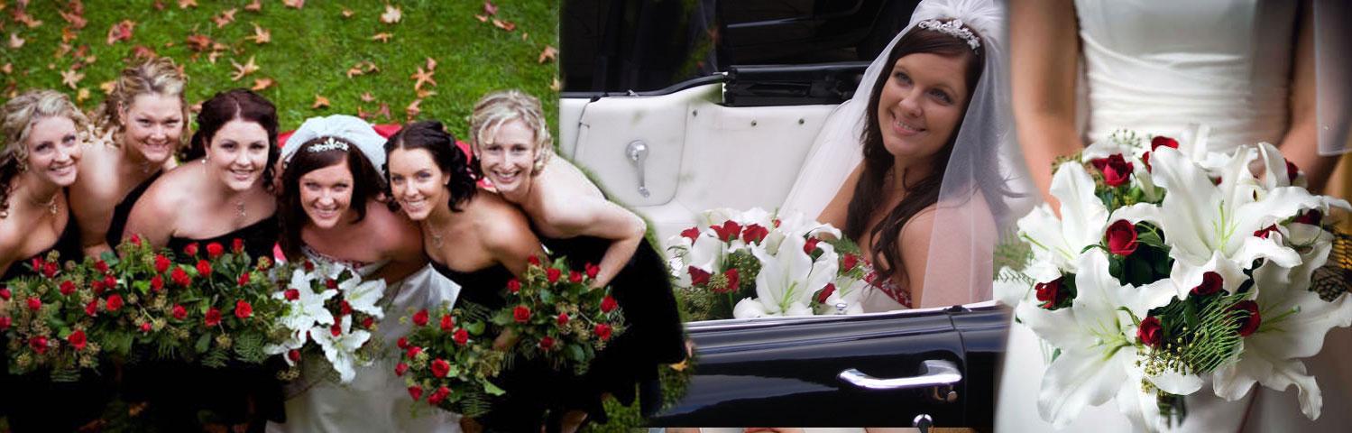 Box Hill Florist - Wedding Flowers for Ariels Wedding