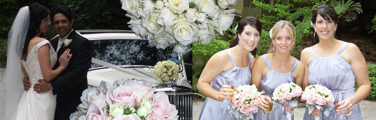 Box Hill Florist - Wedding Flowers for Tanyas Wedding