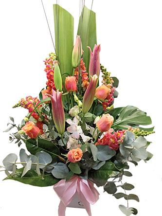 birthday flower arrangement